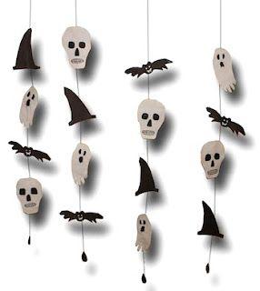Ideias fáceis para decoração de halloween , dia das bruxas