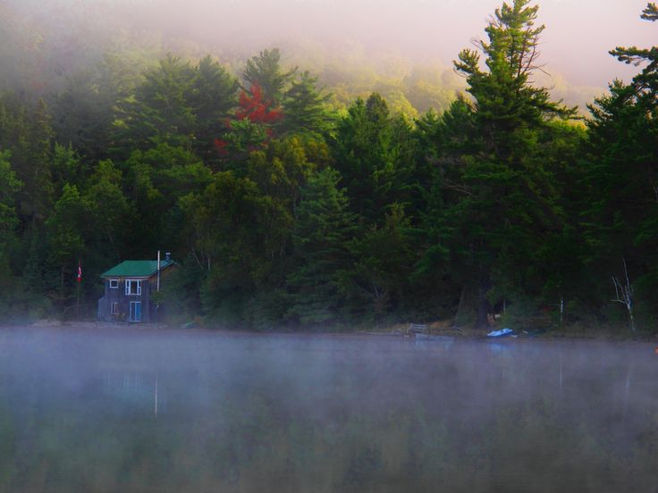 Fog on Clear lake- Haliburton Forest and Wildlife Reserve. Ontario, Canada. Photoartists.ca All images are available for purchase. We print on photographic paper or watercolour paper. We also print on canvas and cotton for stretchers. If interested in any of my works please email me at Brian@photoartists.ca Images are also available in trip tics and doubles (one image cut into 2 or 3 and gallery wrapped) to be displayed together.