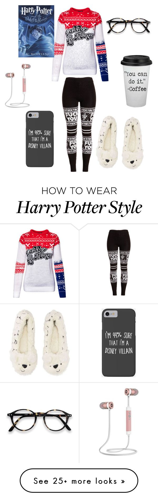 """#2 before Xmas"" by elena-horror999 on Polyvore featuring Disney"