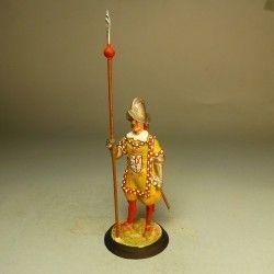 Piquero de la Coronelia de la Guardia del Rey 1634-1662