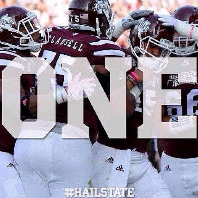We are so proud of our team this season! #1 all the way! #MSU #MSState #MSUBulldogs #MississippiState #MississippiStateOfMind #football #oidi #diversity #numberone #proud
