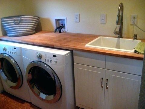Laundry Sink Ideas Modern Room Utility Tub Sinks Mop Photo Details From Backsplash