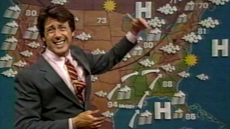 1982 - News - WABC-TV7 New York Weather Report w/Storm Fields - 25 June 1982 Posted on YouTube by: newsarcheology Find it here: https://youtu.be/BYNh16QM8KU Uploaded on April 14 2017 at 11:06PM