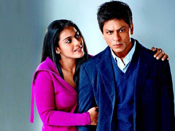 Shahrukh Khan! 6 Top Romantic Pairings Of The King Of Love
