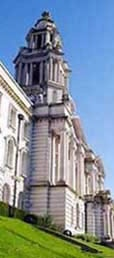 Stockport Town Hall - Had a good day here in 1999
