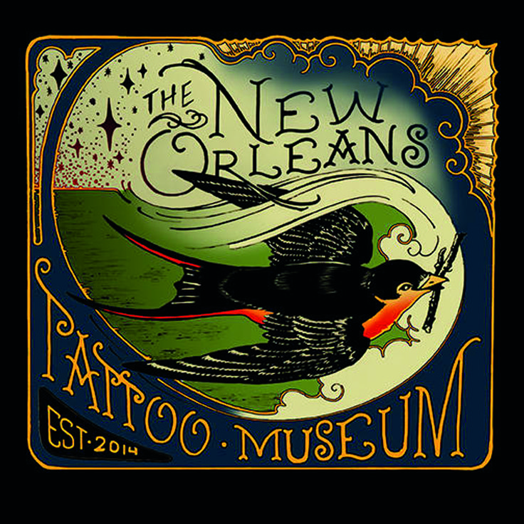 The New Orleans Tattoo Museum in New Orleans, LA