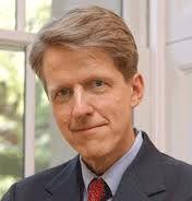 Robert J. Shiller (1946-) Estados Unidos. Premio Nobel de Economía 2013 por sus análisis empíricos de los precios de los activos como acciones, bonos soberanos y bienes inmobiliarios