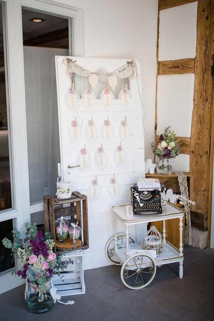 Vintage Gartenhochzeit auf dem Steinbachhof   Hochzeitsblog - The Little Wedding Corner