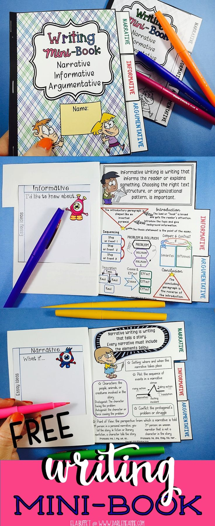 expository writing prompts for middle school Picture books make wonderful mentor texts to quickly teach middle school and high school students expository writing creatively great lesson ideas here.