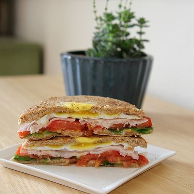 Yummy breakfast-or anytime-sandwich | I WILL be more creative in the ...
