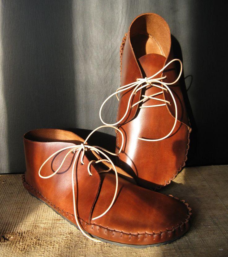 Kožené+barefoot+mokasíny+Ručně+šité+kožené+barefoot+mokasíny+v+barvě+sv.+kaštan.+Botky+ušiju+na+zakázku.+Materiál+-+třísločiněná+hovězí+kůže+2+mm.+Výběr+z+20ti+barev.+Uložit+Uložit