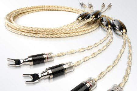 Absolute Dream Speaker cables - Crystal Cable