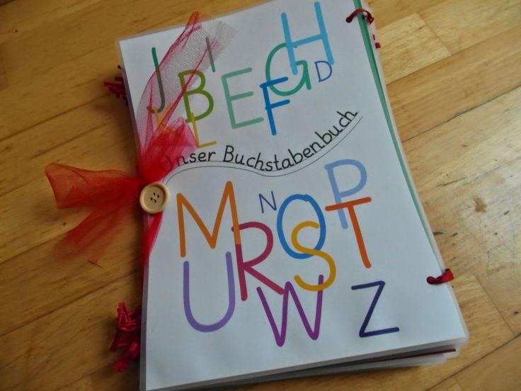 Kruschkiste: Buchstabenbuch