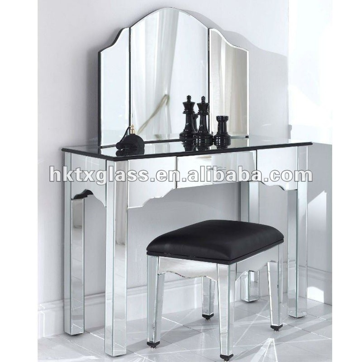 modern vanity table with mirror and bench. Dressing table mirror 40 best Mirrors images on Pinterest  tables Makeup