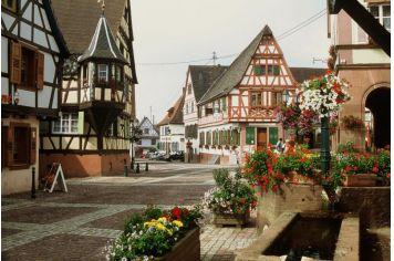 Oberbronn, Bas-Rhin, France