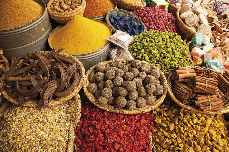 Marrocos e suas cores :)