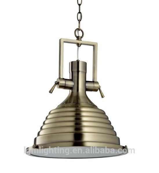 Vintage Ceiling Light Industrial Chandelier Bronze Pendant Lamp Kitchen Bar Home