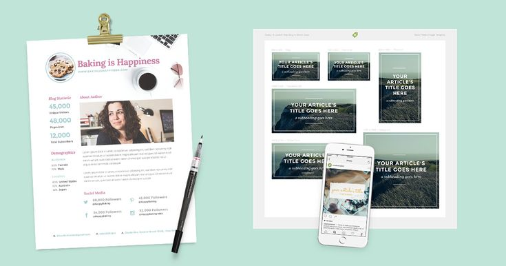 On the Creative Market Blog - Free Ebook: How to Design & Launch Your Blog in 7 Days
