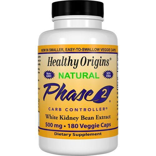 Healthy Origins Products Numercy Com White Kidney Bean Extract