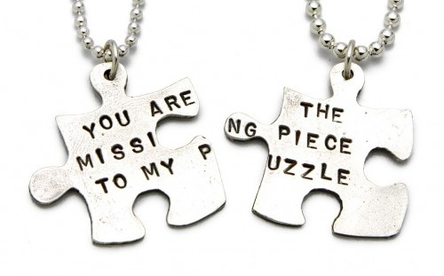 You are missing piece to my puzzle