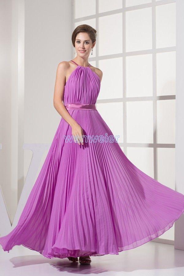 Moderno Arándano Rojo Vestidos De Dama Elaboración - Vestido de ...