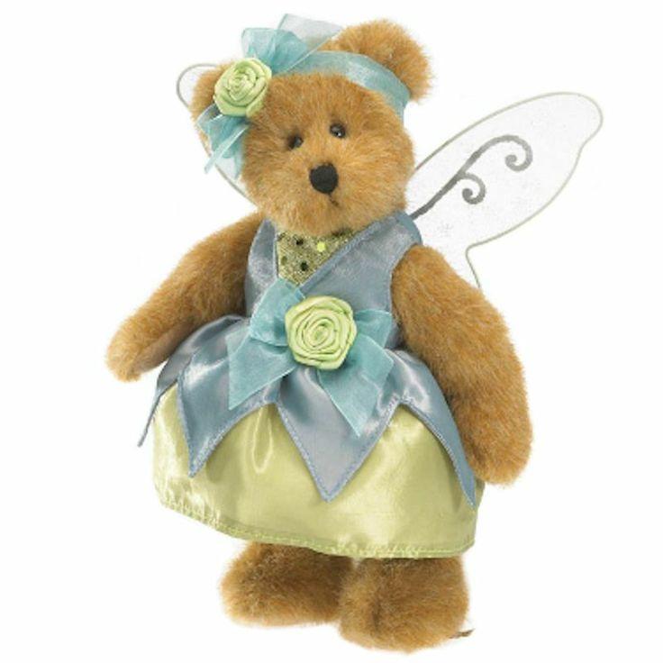 Boyds Bears Plush | Gabriella Fairybloom Bear Boyds Bears