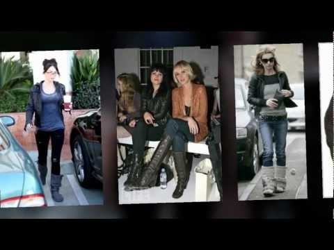 Megan Fox Kate Moss Lindsay Lohan  Mike & Chris leather jackets  http://www.ortutraders.com/mike-chris/