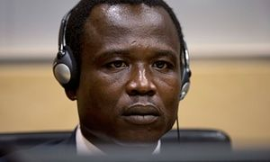 Lord's Resistance Army commander faces 70 war crimes charges | World news | The Guardian