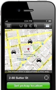 Uber Taxi App, A New Beginning