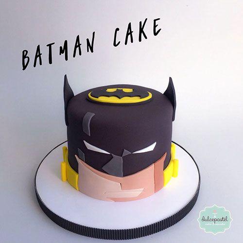 M s de 25 ideas incre bles sobre tortas batman en for Tortas mars medellin