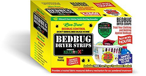 DUAL KILL Bedbug Dryer Strips- 25 Count >>> You can find more details by visiting the image link.