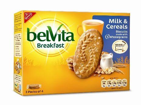 Mondelez readies biggest ever UK push for Belvita