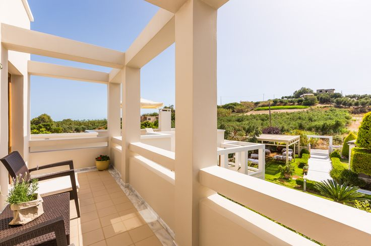 Residence 'Elia' - Private Balcony view