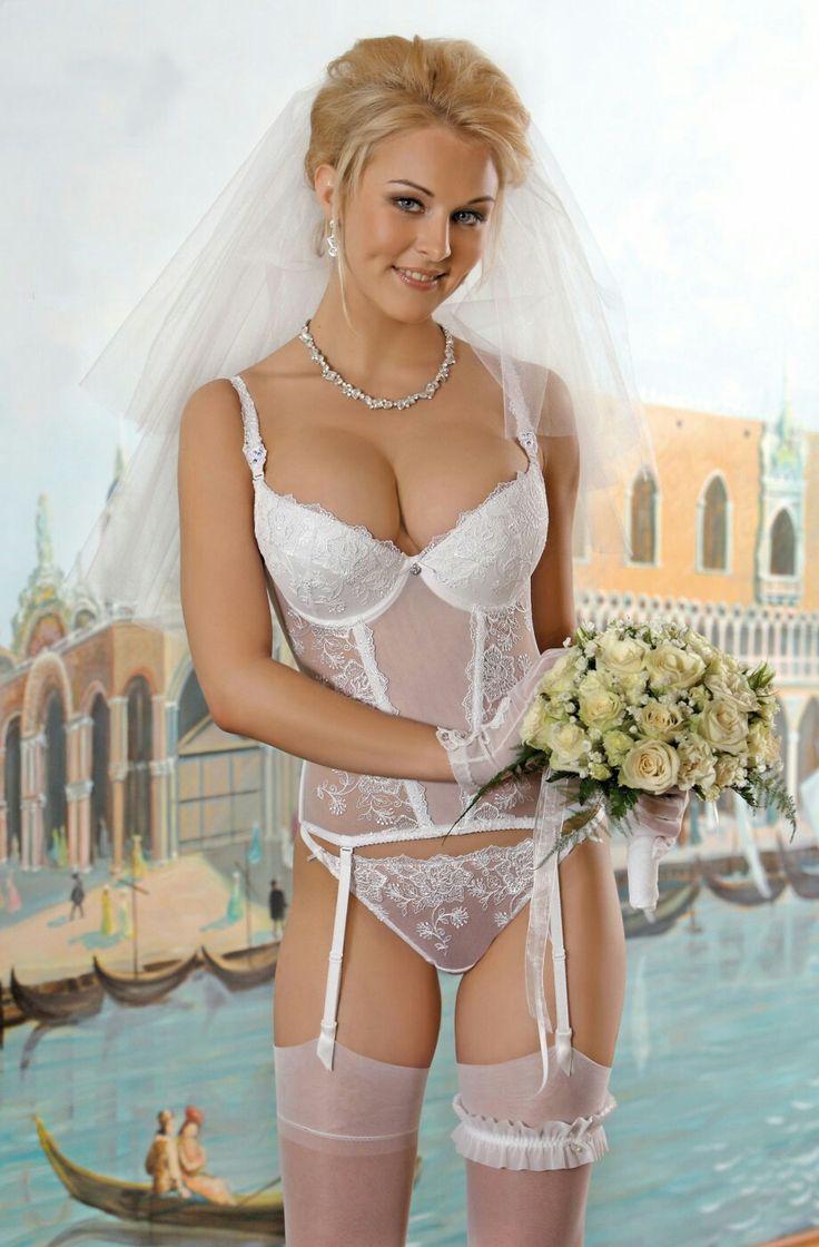 Нижнее белье для невесты ххх