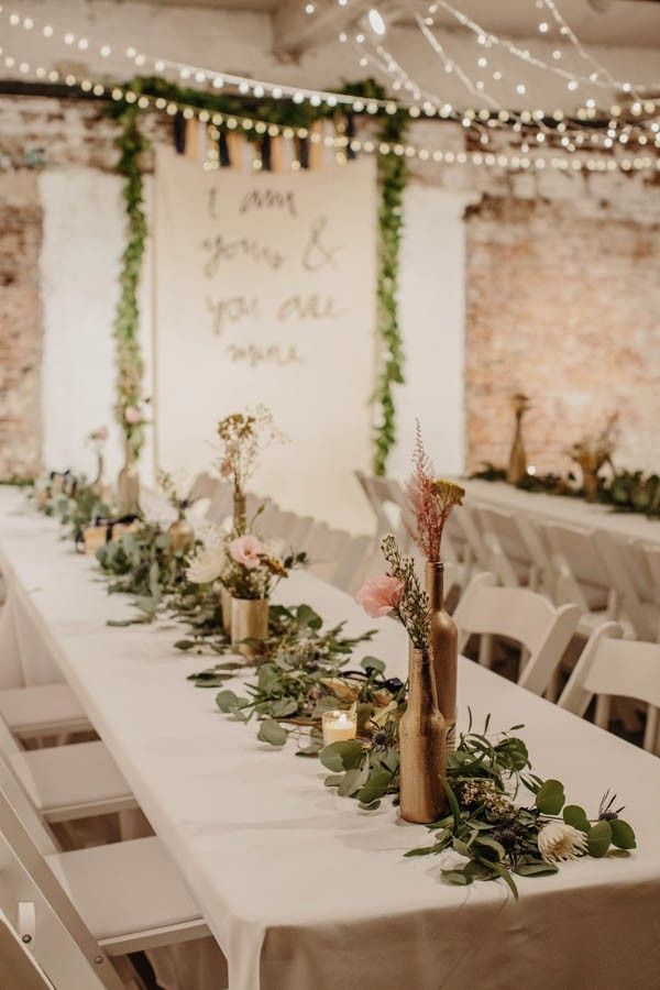 An Uber-Personalized Los Angeles Wedding at Monk Space