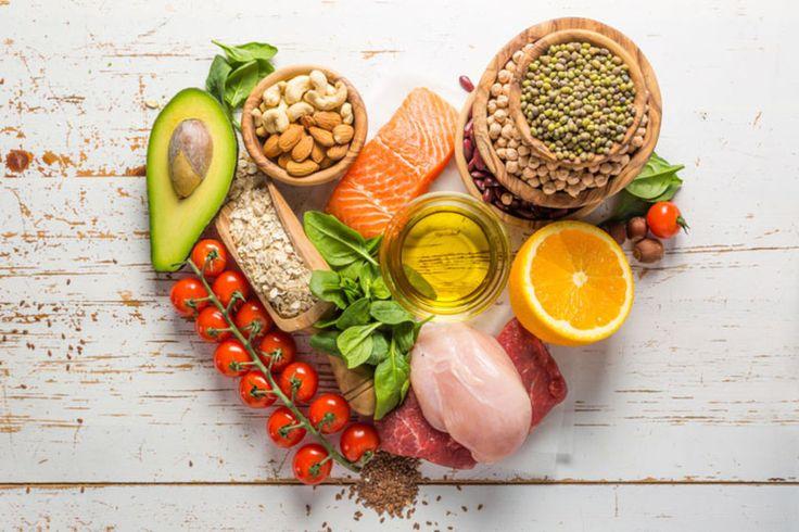 Une alimentation saine pour vivre plus longtemps.
