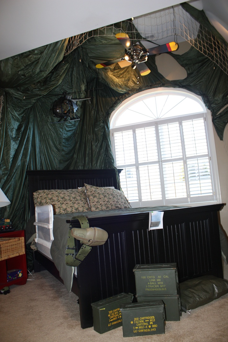 Military Bedroom Decor 69 Best Images About Army Room For Nate On Pinterest Toys Army