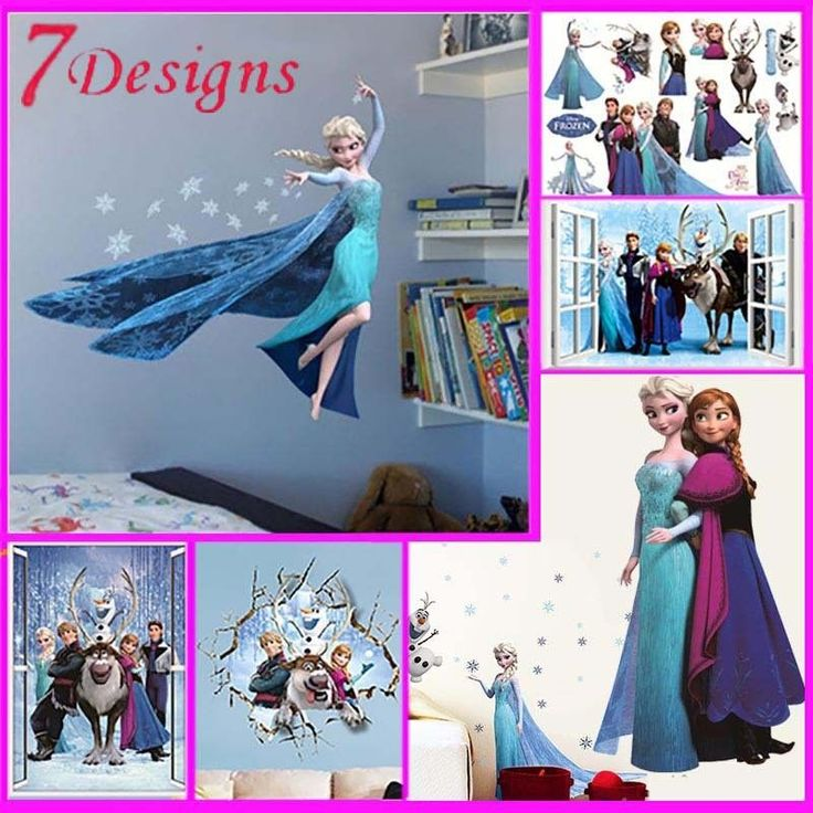 We can't wait for you to check out the brand new Disney's Frozen W...! Even better we have it ready to go out & ship right to your door step! http://www.dazzlestudios.net/products/disneys-frozen-wall-stickers?utm_campaign=social_autopilot&utm_source=pin&utm_medium=pin
