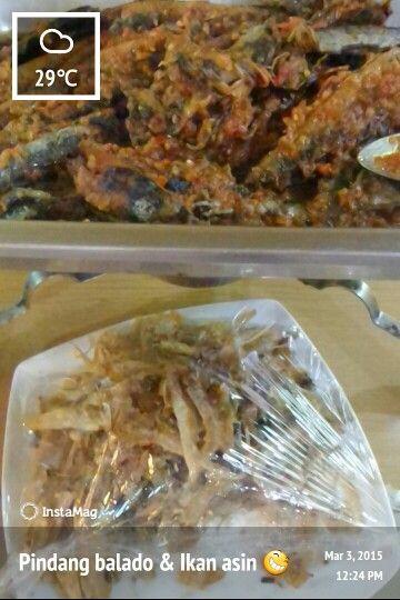Hospital lunch, Pindang Balado 2015