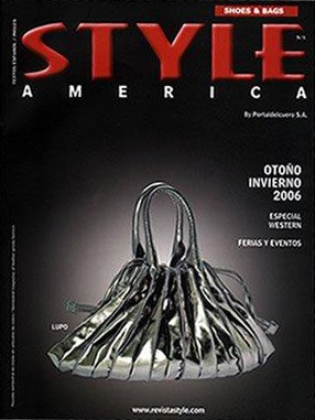 STYLE AMERICA cover LUPO