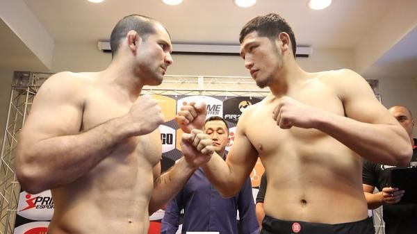 [Spoiler] About Rodolfo Vieira's MMA debut that happened tonight http://ift.tt/2kFzHRo