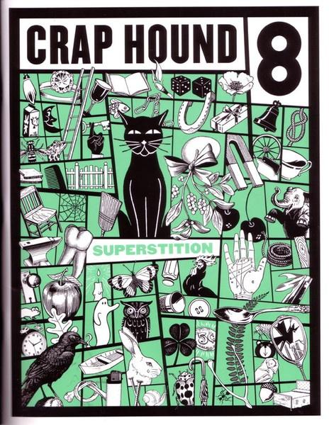 crap hound 8