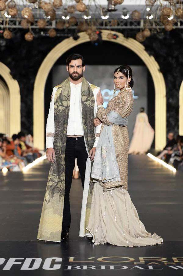 PFDC L'Oreal Bridal Fashion Week 2013 – Fahad Hussayn [The Great Mutiny]