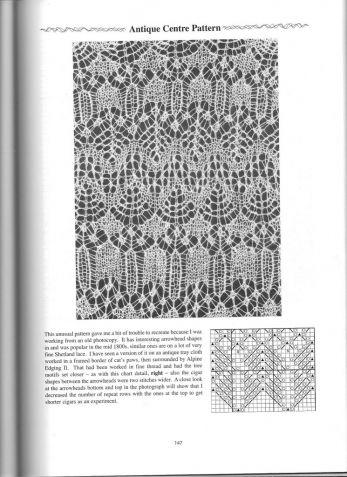 Шетландские узоры - 3 / Вязание спицами / Вязание для женщин спицами. Схемы вязания спицами