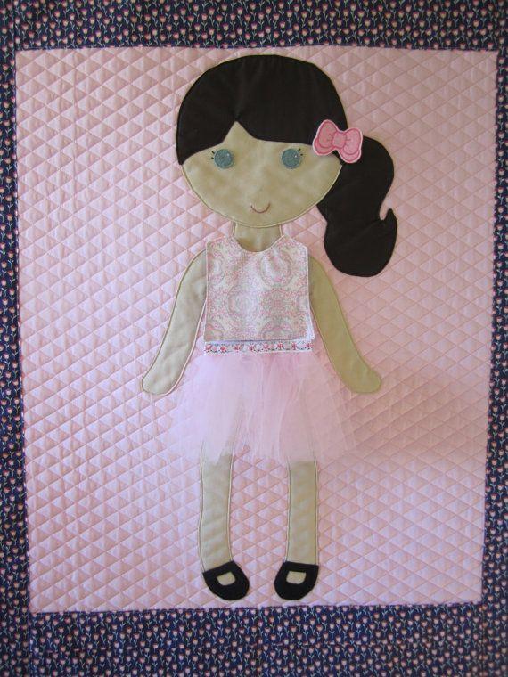 Ballerina Tutu Doll Ballerina Tutu doll ballet by PaperDollBlanket