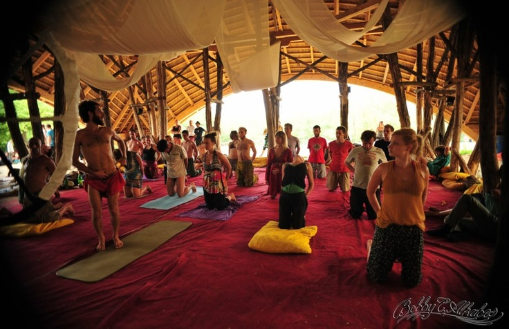 Ozora Festival - Hungary #festivals #hungary #music #travel #yoga