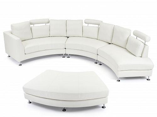 Lounge antieke witte gehoor geven aan uw huis - Decoratie witte lounge ...