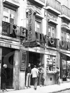 Cinema Ideal - Cine Camões .- Cine Paraíso, Lisboa