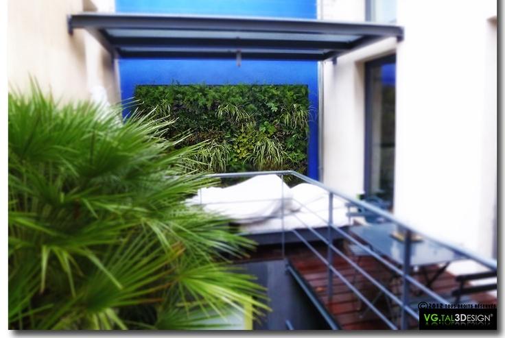 93 best mur v g tal d 39 int rieur images on pinterest plant wall vertical gardens and frame. Black Bedroom Furniture Sets. Home Design Ideas