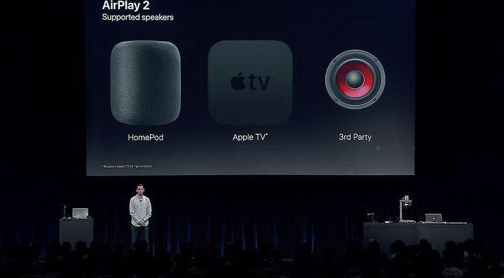 ¿Que es Airplay 2? Todo lo que sabemos hasta hoy  #AirPlay #Apple #HomePod